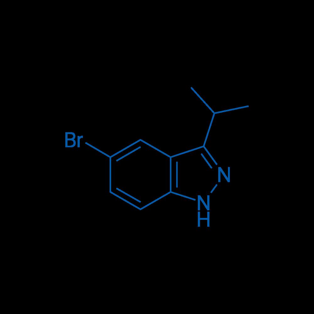 5-Bromo-3-isopropyl-1H-indazole