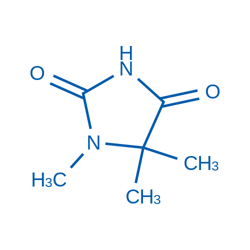 1,5,5-Trimethylimidazolidine-2,4-dione