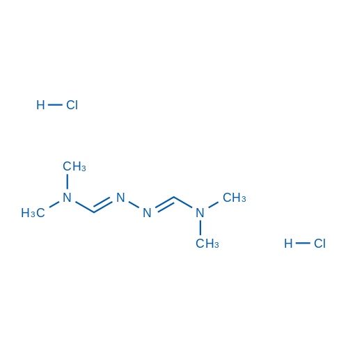 N'-((Dimethylamino)methylene)-N,N-dimethylformohydrazonamide dihydrochloride