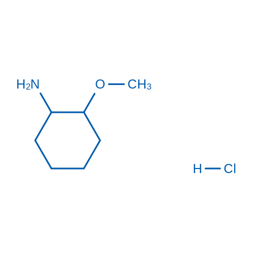 2-Methoxycyclohexanamine hydrochloride