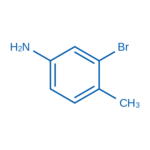 3-Bromo-4-methylaniline