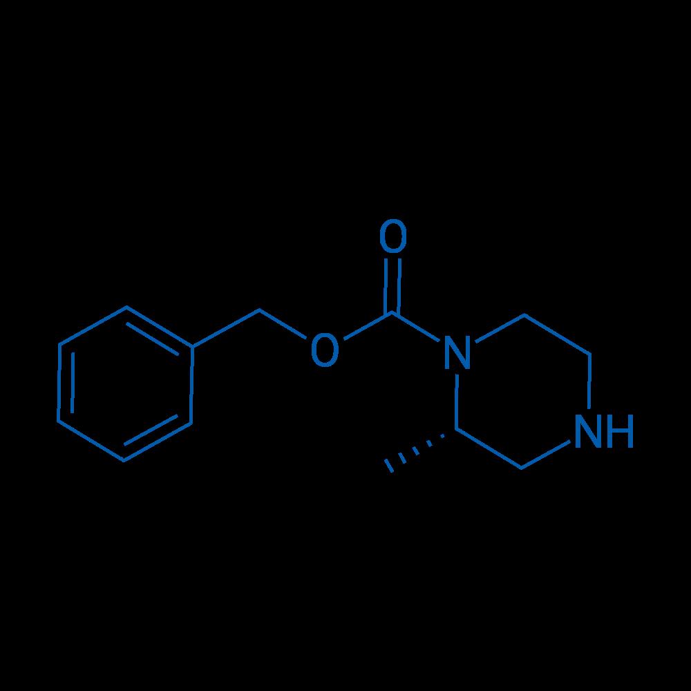 (S)-1-Cbz-2-Methylpiperazine