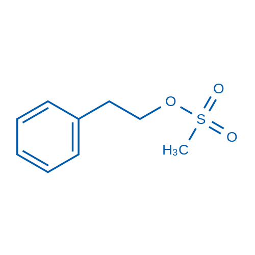 Phenethyl methanesulfonate