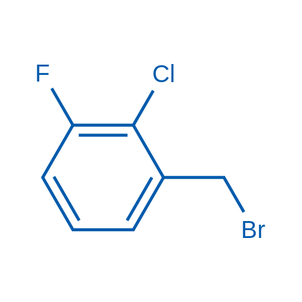 1-(Bromomethyl)-2-chloro-3-fluorobenzene