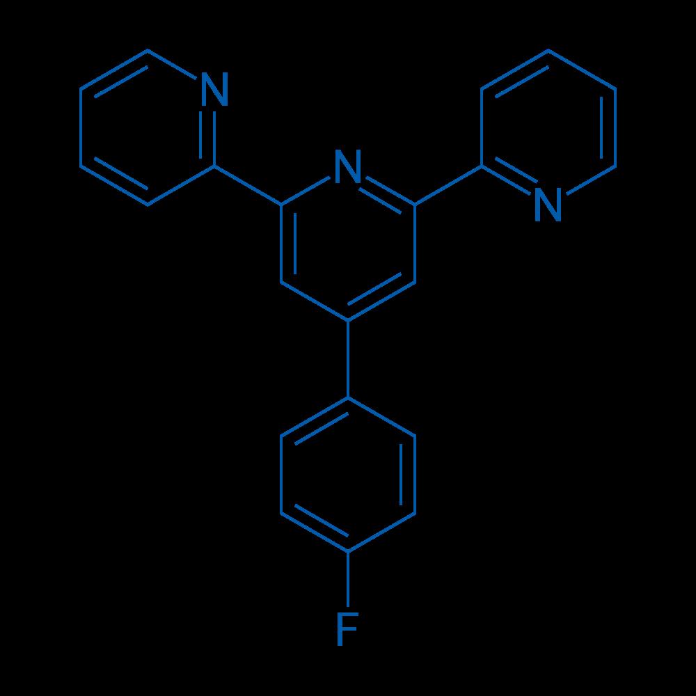 4'-(4-Fluorophenyl)-2,2':6',2''-terpyridine