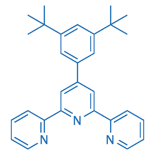 4'-(3,5-Di-tert-butylphenyl)-2,2':6',2''-terpyridine