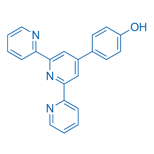 4-([2,2':6',2''-Terpyridin]-4'-yl)phenol