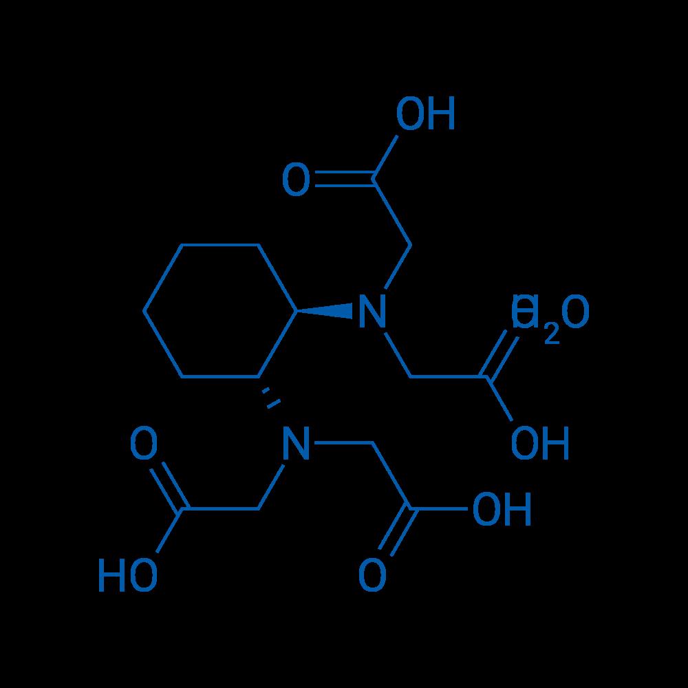 2,2',2'',2'''-(trans-Cyclohexane-1,2-diylbis(azanetriyl))tetraacetic acid hydrate