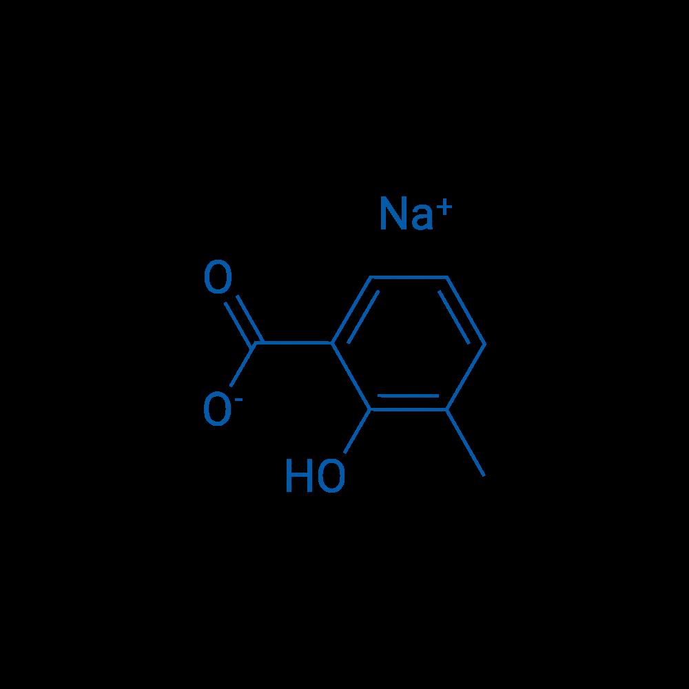 Sodium 2-hydroxy-3-methylbenzoate