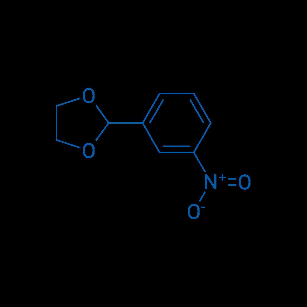 2-(3-Nitrophenyl)-1,3-dioxolane