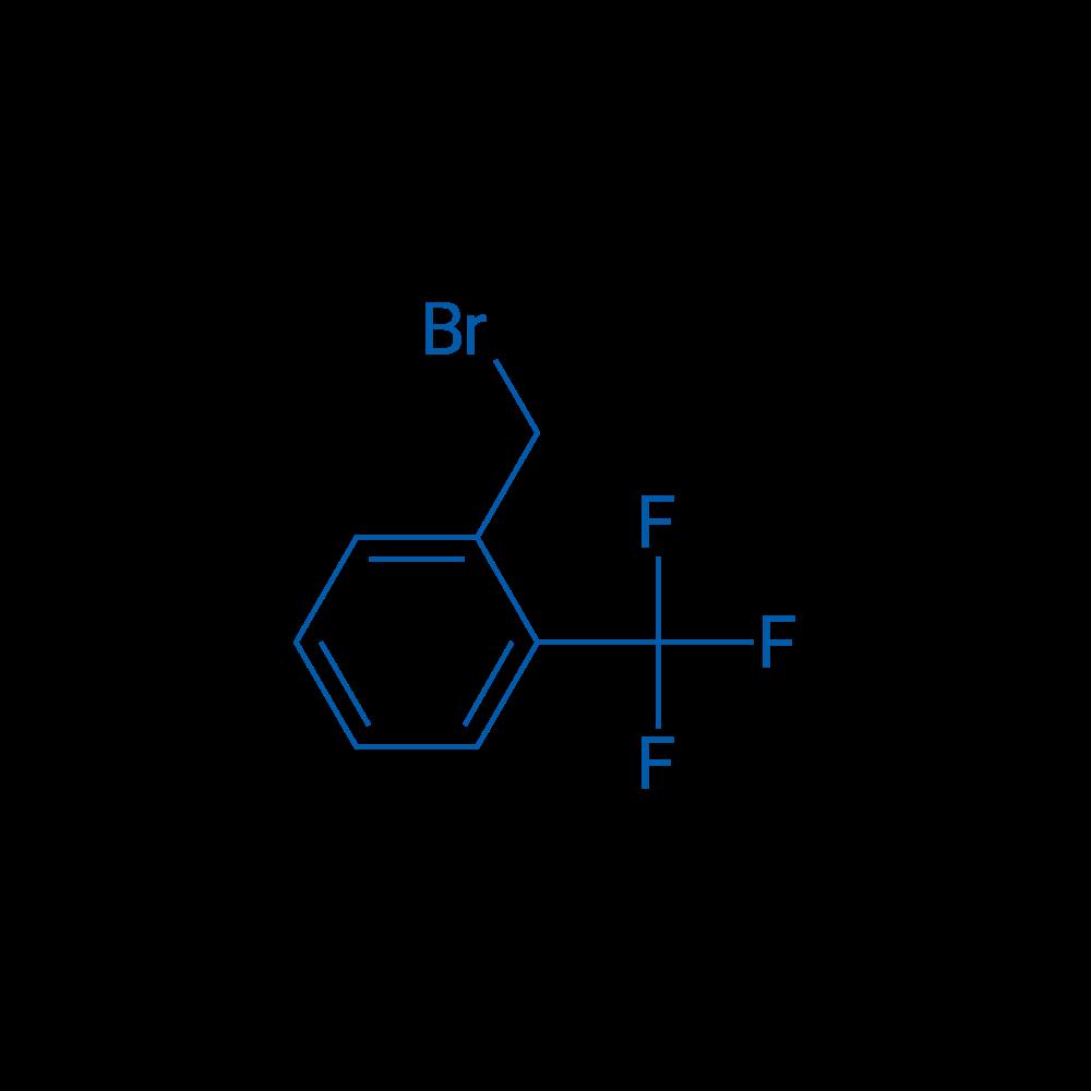 1-(Bromomethyl)-2-(trifluoromethyl)benzene