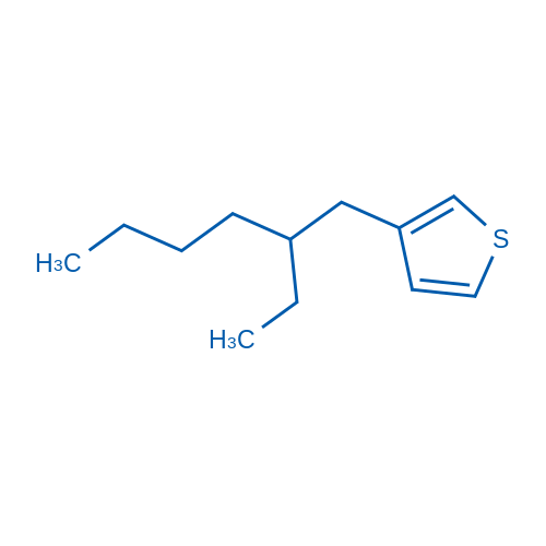 3-(2-Ethylhexyl)thiophene
