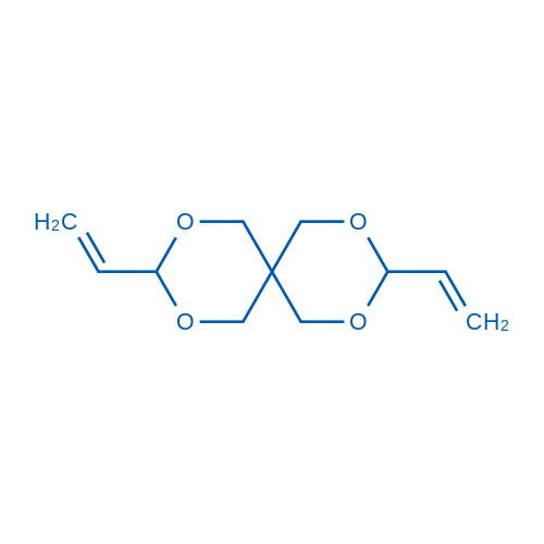 3,9-Divinyl-2,4,8,10-tetraoxaspiro[5.5]undecane