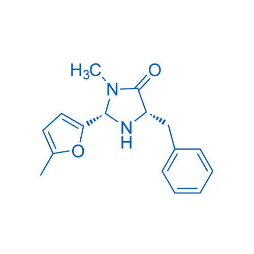 (2S,5S)-5-Benzyl-3-methyl-2-(5-methylfuran-2-yl)imidazolidin-4-one