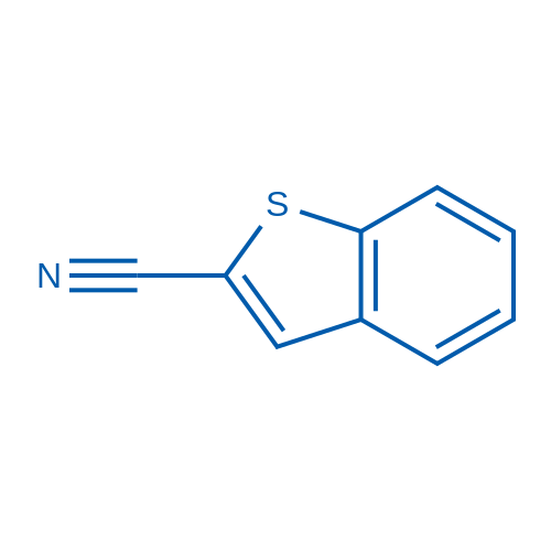 Benzo[b]thiophene-2-carbonitrile