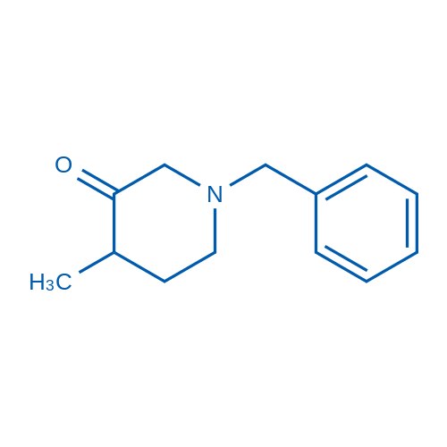 1-Benzyl-4-methylpiperidin-3-one