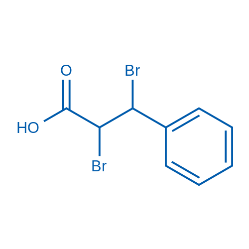 2,3-Dibromo-3-phenylpropanoic acid