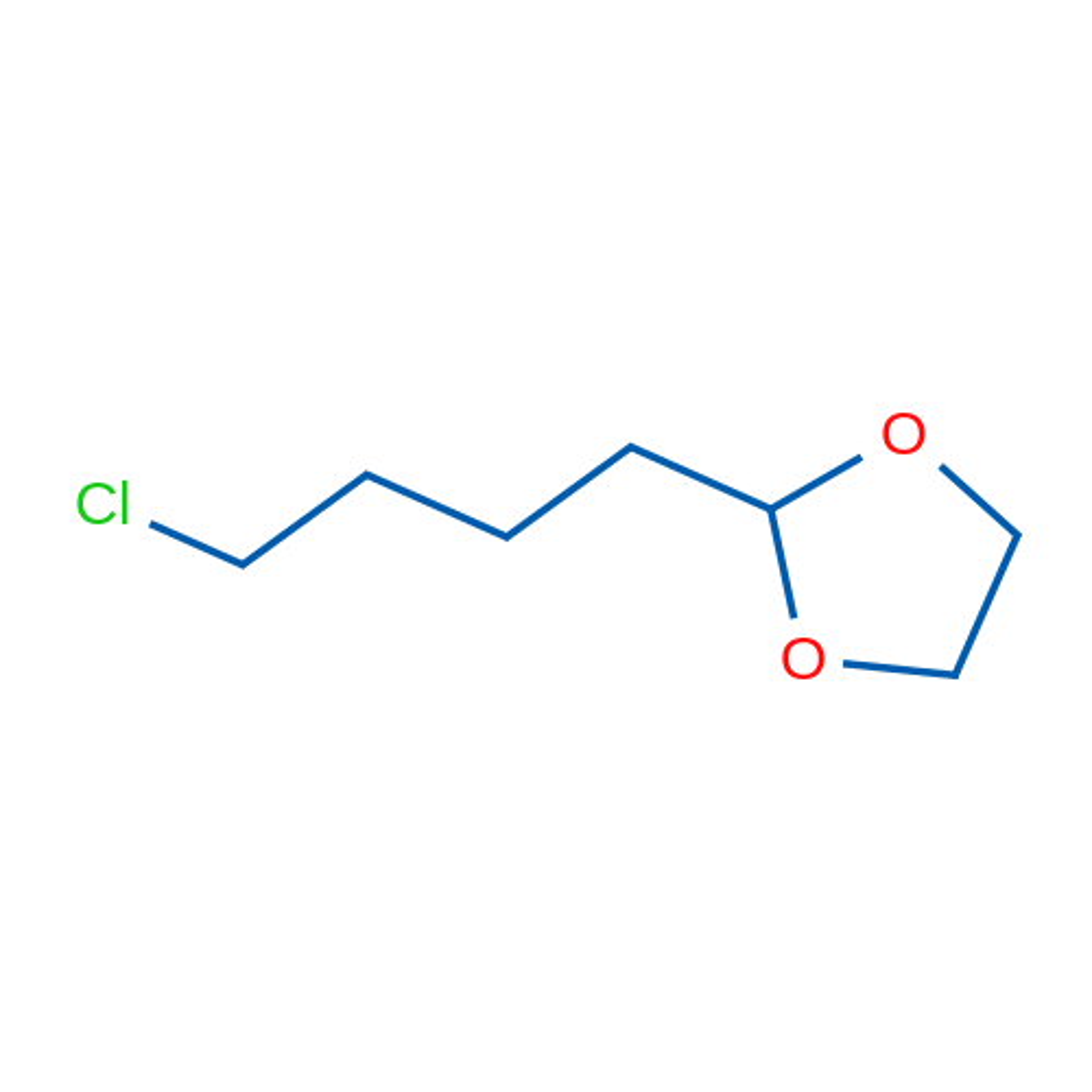 2-(4-Chlorobutyl)-1,3-dioxolane