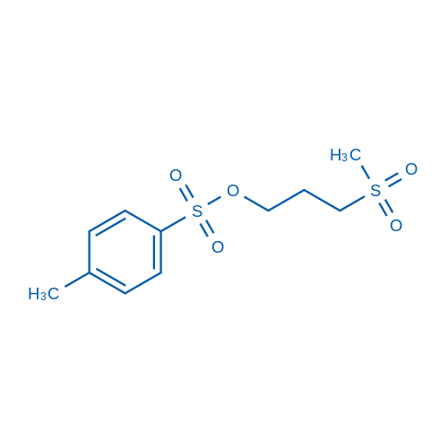 3-(Methylsulfonyl)propyl 4-methylbenzenesulfonate
