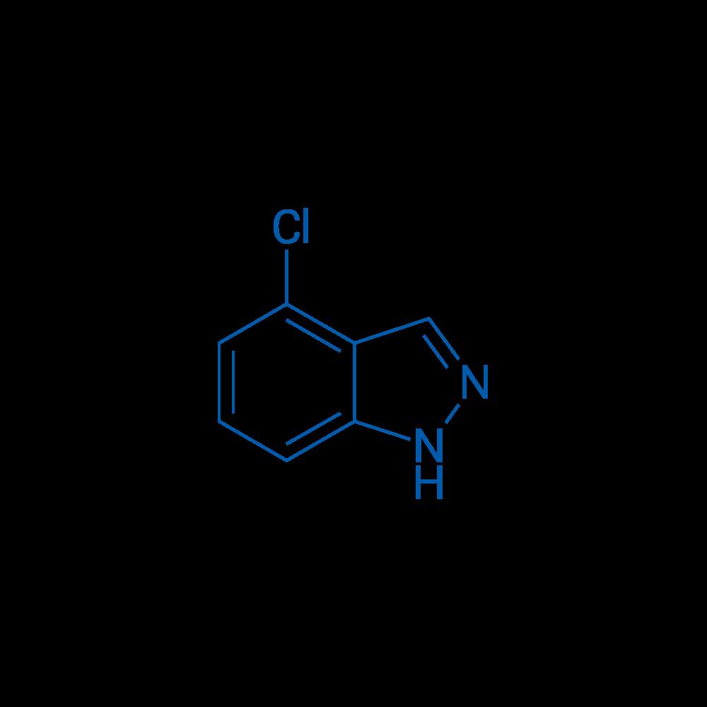 4-Chloro-1H-indazole