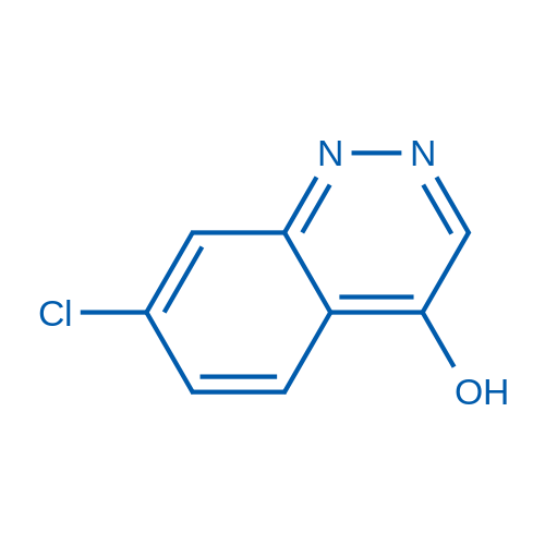 7-Chlorocinnolin-4(1H)-one