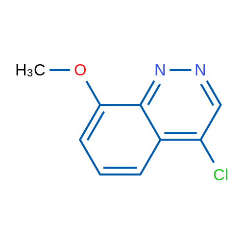 4-Chloro-8-methoxycinnoline
