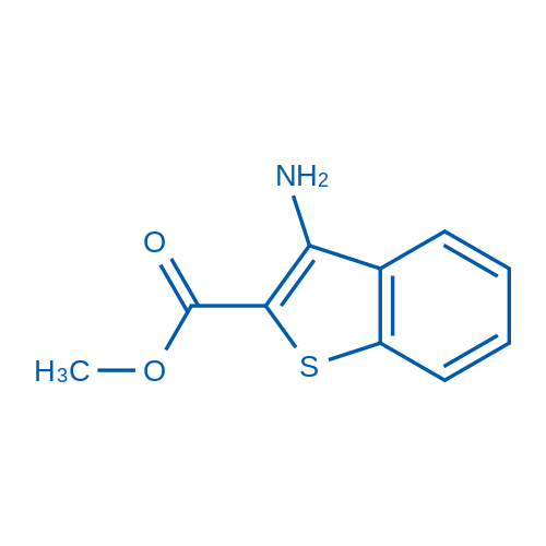 Methyl 3-aminobenzo[b]thiophene-2-carboxylate