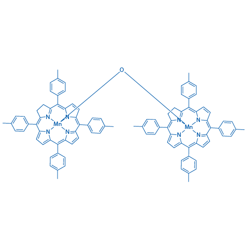 Manganese(III)meso-tetrakis(4-methylphenyl)porphine-μ-oxodimer
