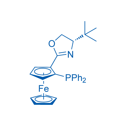 (S)-4-tert-Butyl-2-[(RP)-2-(diphenylphosphino)ferrocenyl]-2-oxazoline