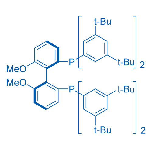(R)-(+)-2,2'-Bis[di(3,5-di-t-butylphenyl)phosphino]-6,6'-dimethoxy-1,1'-biphenyl