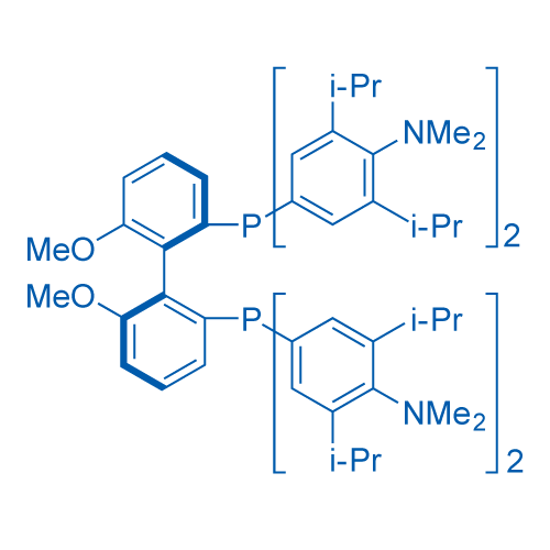 (R)-(-)-2,2'-Bis[di(3,5-di-i-propyl-4-dimethylaminophenyl)phosphino]-6,6'-dimethoxy-1,1'-biphenyl