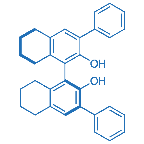 (S)-5,5',6,6',7,7',8,8'-Octahydro-3,3'-diphenyl-[1,1'-binaphthalene]-2,2'-diol