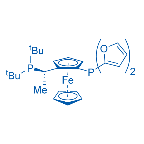 (S)-1-{(SP)-2-[Di(2-furyl)phosphino]ferrocenyl}ethyldi-tert-butylphosphine