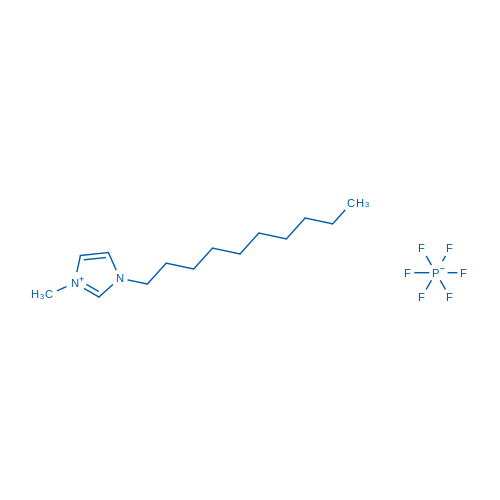 1-decyl-3-methylimidazolium hexafluorophosphate