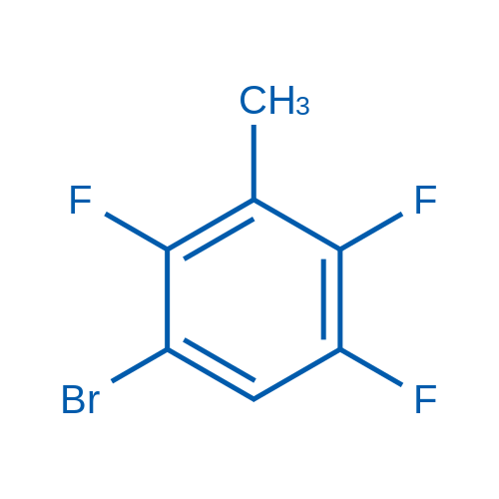 1-Bromo-2,4,5-trifluoro-3-methylbenzene