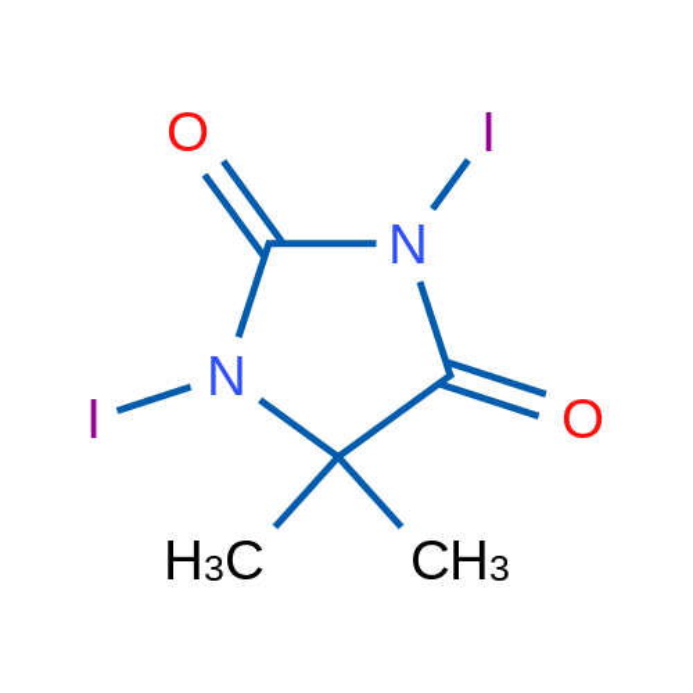 1,3-Diiodo-5,5-dimethylhydantoin