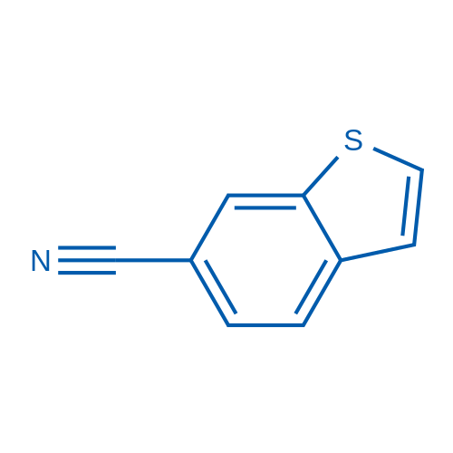 Benzo[b]thiophene-6-carbonitrile
