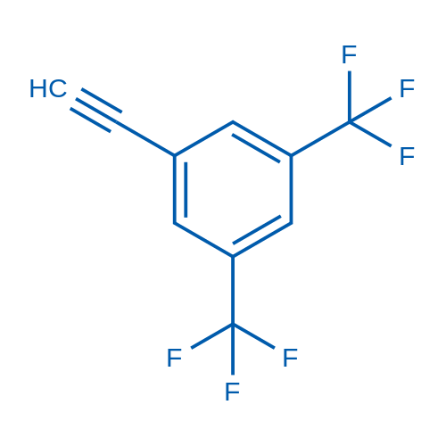 3',5'-Bis(trifluoromethyl)phenylacetylene