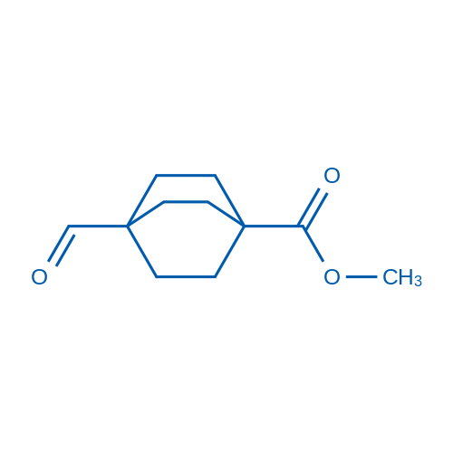 Methyl 4-formylbicyclo[2.2.2]octane-1-carboxylate