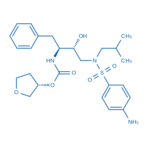 Amprenavir