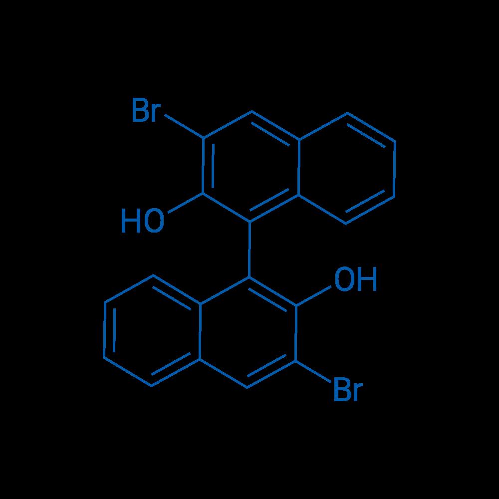 (R)-(+)-3,3'-Dibromo-1,1'-bi-2-naphthol
