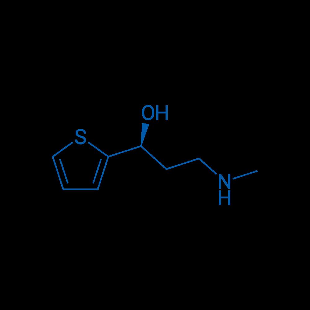 (S)-(-)-3-(N-Methylamino)-1-(2-thienyl)-1-propanol