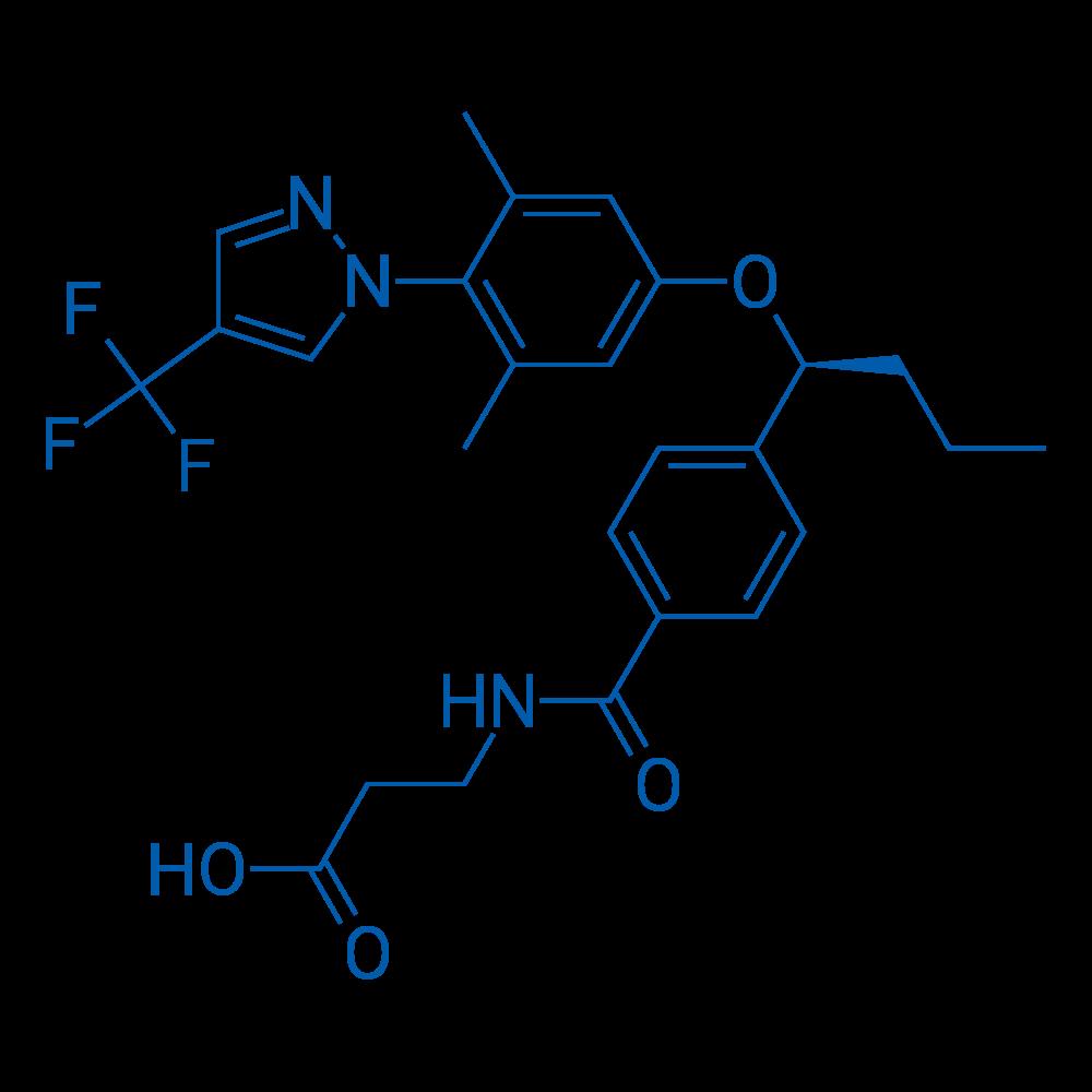 glucagon receptor antagonists-4