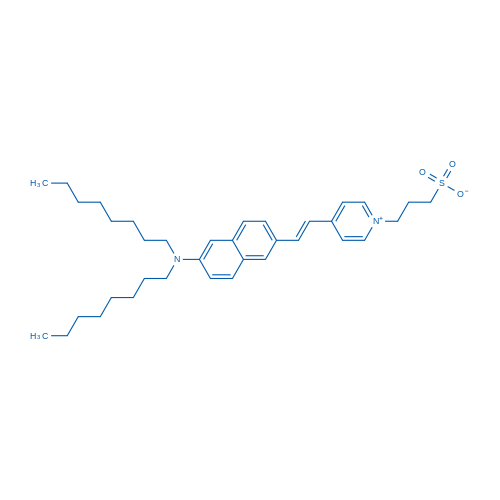 3-(4-(2-(6-(Dioctylamino)naphthalen-2-yl)vinyl)pyridin-1-ium-1-yl)propane-1-sulfonate