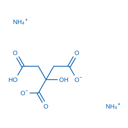Ammonium 2-(carboxymethyl)-2-hydroxysuccinate(1:x)