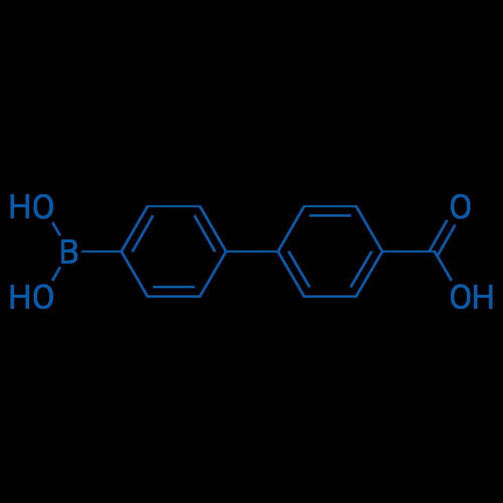 4'-Borono-[1,1'-biphenyl]-4-carboxylic acid