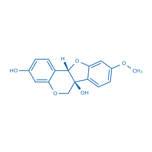 6alpha-Hydroxymedicarpin