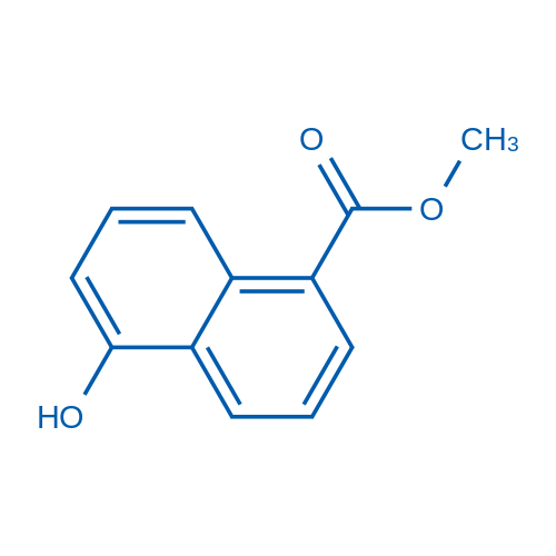 Methyl 5-hydroxy-1-naphthoate