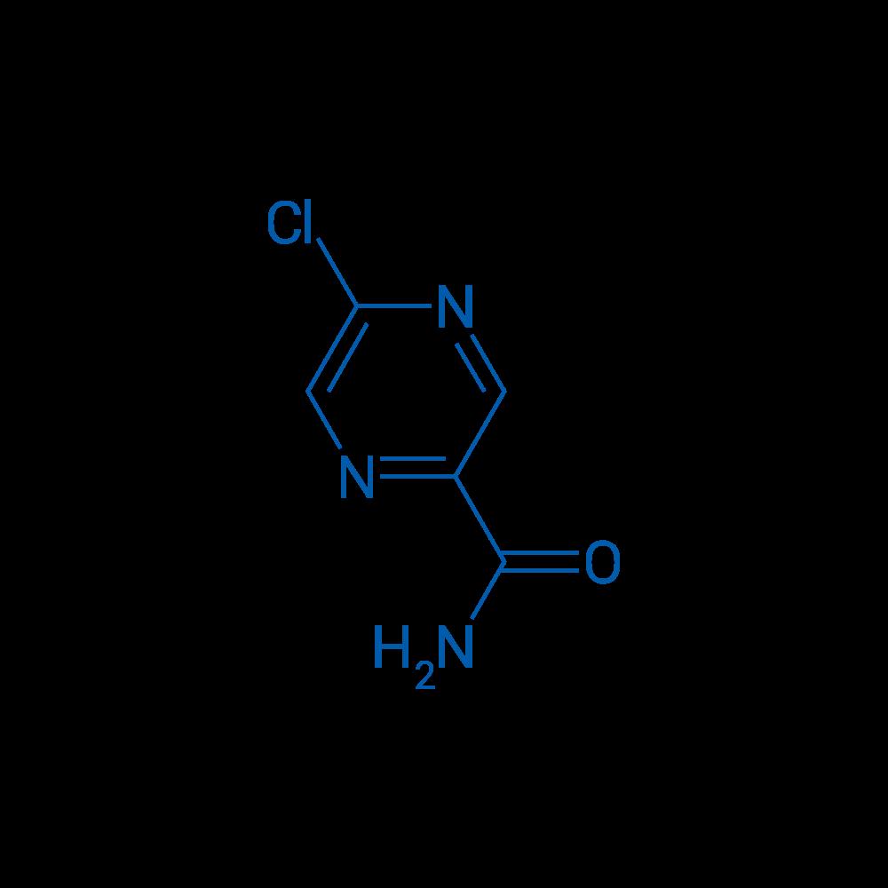 5-Chloropyrazine-2-carboxamide