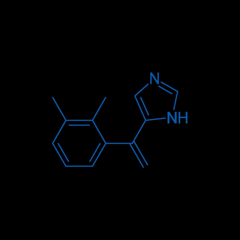 5-(1-(2,3-Dimethylphenyl)vinyl)-1H-imidazole